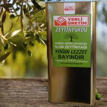 Zeytinyurdu Natürel Birinci Zeytinyağı 5LT Yoğun Lezzet